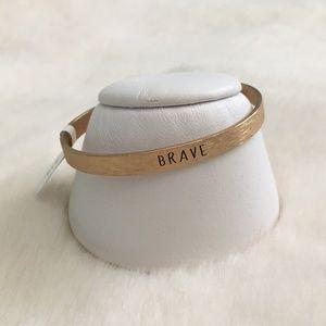 Rose Gold Brave Cuff Bracelet NWT for Bundles Only